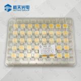 Matériau Ingan puce 2W 3W 5W Petite zone COB LED émettant