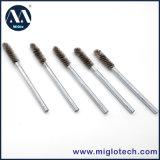 Balai de tube serti par qualité de fil d'acier pour Tb-100025 de polissage supprimant les bavures