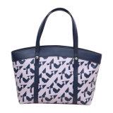 Gute Qualitäts-PU-lederne Handtaschen-Damecasual Tote-Beutel für Frauen