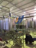 低温殺菌された牛乳生産ライン
