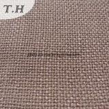 Tessuto di tela del poliestere del tessuto rosso della mobilia