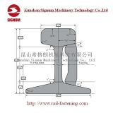Guida d'acciaio standard della gru Asce60 di Astma1 Arema
