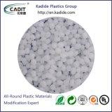 La materia plastica appallottola il colore bianco Masterbatch dell'elemento portante dell'ABS