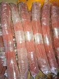 Calentador flexible del alambre del silicón de la UL aprobado