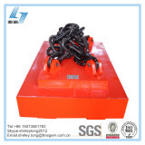 Industrial Lifting Electromagnet for Lifting Round Pipes