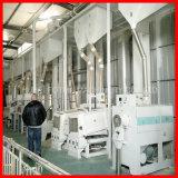 120t/Dコンパクトな自動米の生産ライン