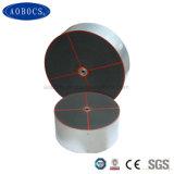 Rotor desecante del gel de silicona con el borde