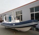 Liya 6.6m/22FT Wasser-Taxi-Boots-Luxuxrippen-Boots-Yachten