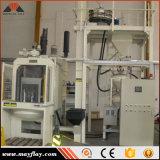 Le pignon de nettoyage de surface grenaillage de précontrainte de la platine de la machine, Modèle : MRT4-80L2-4
