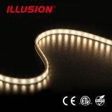 1800 luz de tira de la CA 120V LED del alto brillo SMD2835 de Lm/m