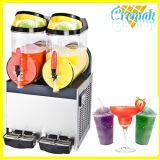 아이스크림 2 냉각 사발 Slushie 기계