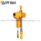 Élévateur à chaînes électrique de Hsy 5ton fabriqué en Chine