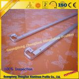 Perfil de aluminio de los muebles para la maneta de aluminio