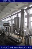 二重効果のFalllingのフィルムの真空の蒸化器の蒸発システム