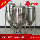 Fermenteurs de Brew à la maison, 30L-300L avec la jupe de refroidissement ou sans chemise