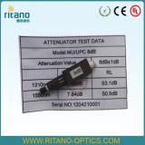 Atténuateur fixe de la fibre optique F/M de la MU de valeur à 1-25dB