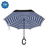 La Chine Publicité fournisseur 23 pouces à l'envers les parapluies