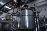 20000bph de Was die van het bier en In1 Machine 3 voor de Fles van het Glas vullen afdekken