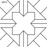 tegel van de Vloer van de Zaal van de Hoogste Kinderen van de Kwaliteit van 300X300mm de Decoratieve Ceramische