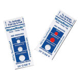 Kühlkette-Zeit-Temperatur-Anzeiger-Steuerkennsatz für Blut-Durchfahrt