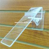 Оптовой ясной пластичной акриловой установленные стеной шкафы ботинка