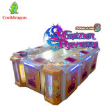 Máquina de juego del cazador del rey 3 pescado del océano de la tarjeta de la arcada de los pescados de juegos del casino