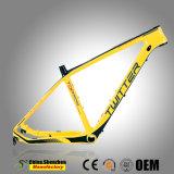 2018 frame novo da bicicleta de montanha do carbono T900 26and27.5inch do OEM