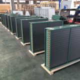 최신 판매! ! ! 냉장 장치를 위한 중국 /Fin 유형 수평한 공기 콘덴서에 있는 냉각 콘덴서 제조자