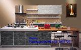 2017 جديد [فوشن] [زهيهوا] خشبيّة مسيكة أكريليكيّ صفح شقّة باب لون مطبخ خزانة