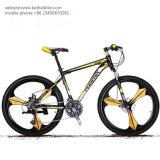 26 '' bici de montaña de una pieza de la rueda del carbón de la velocidad de la pulgada 21