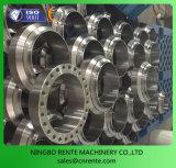 CNCの精密アルミニウムCNCの回転旋盤機械はもの