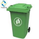 360L openlucht Milieuvriendelijke Gerecycleerde Plastic Sanitaire Vuilnisbak