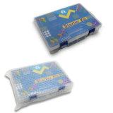 Super Kit de démarrage avec le CD Tutorial pour Arduinos Uno R3 1602 Mot ultrasonique de servo de l'écran LCD