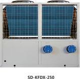 Suntask Air à l'eau chaude pour pompe à chaleur Projet commercial