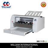 Autocollant de feuille Machine de découpe de contour étiquette Die coupe-papier de la faucheuse