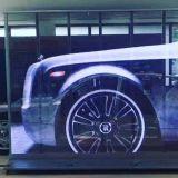 Voir à travers l'affichage transparent, écran LED de panneau à LED avec RoHS