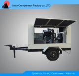 空気冷却直接運転された回転式ねじ空気圧縮機