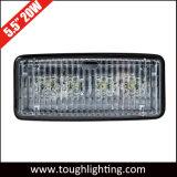 lámparas de la luz de la azotea de la casilla del alimentador de 20W Jd John Deere LED