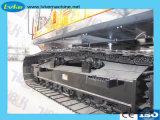 中国重いEuipmentの油圧14tonクローラー掘削機