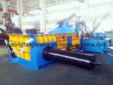 Ramasseuse-presse hydraulique pour les morceaux de métal (CE)
