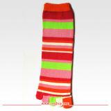 Lady's cinq Toe chaussettes de coton