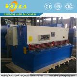 Máquina de corte hidráulica com as lâminas H13