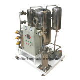 Planta de la deshidratación del aceite de cocina del petróleo de coco de la Virgen del vacío (TYD-50)
