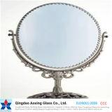 Vidrio del espejo de la hoja para el espejo de plata/el espejo de aluminio