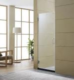 Allegato di vetro dell'acquazzone della stanza da bagno dell'oscillazione dello schermo del portello della stanza da bagno del portello dell'acquazzone 2018 del portello del comitato della cerniera di vetro popolare dell'acciaio inossidabile