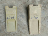 Os Dentes da caçamba padrão Daewoo 2713-1219 de peças