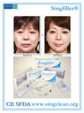Ce singfiller injetable Hyaluronic Acid Cosmetics Facial Filler