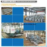 Meccanismo di comando dello sterzo tipo pistone idraulico elettrico