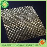 Il migliore prezzo 430 ha timbrato il piatto dell'acciaio inossidabile per la decorazione di Inertior