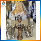 Lámpara de vector decorativa del hogar de la iluminación del vector